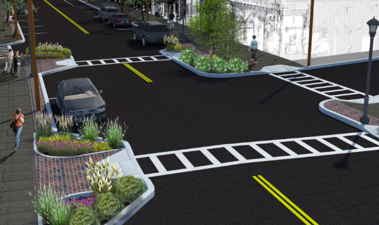 Broadway Streetscape Project